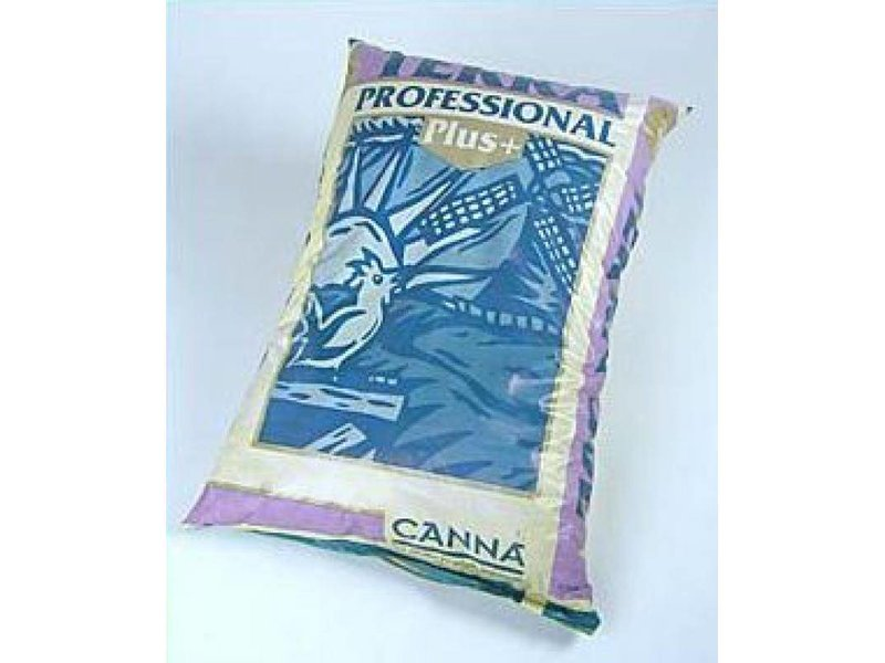Canna Terra Professional Plus, 50 L, Erde