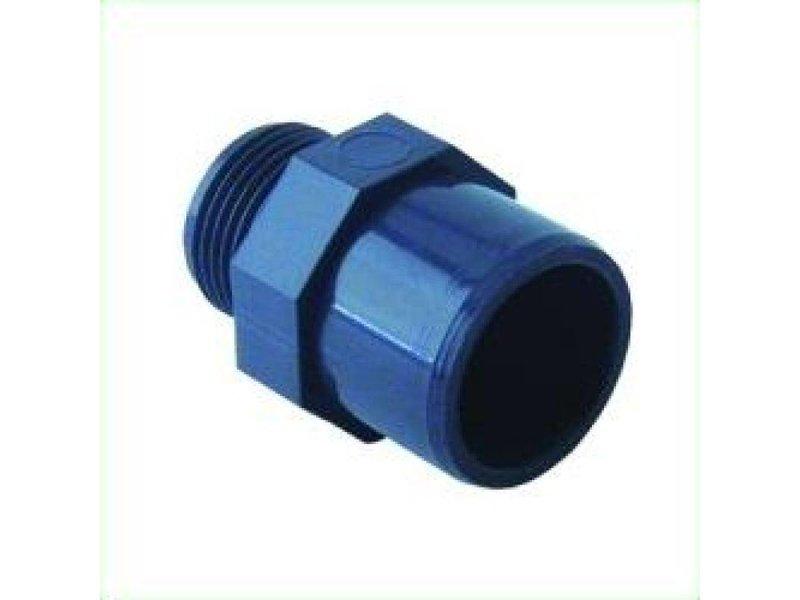 GiB PVC Anschlußverschraubung 1 Zoll AG, 32 mm