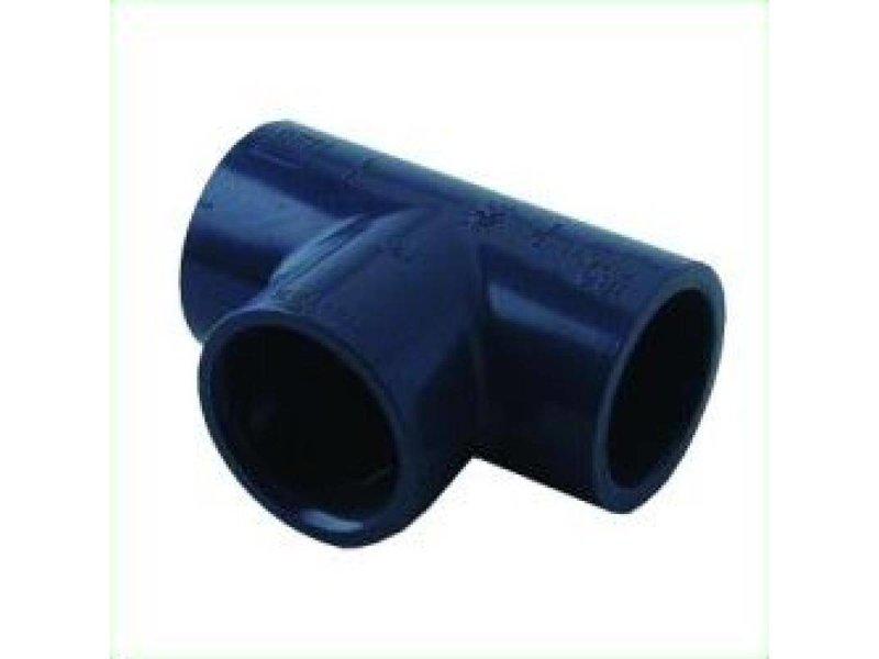 PVC T-Stück, 32 mm
