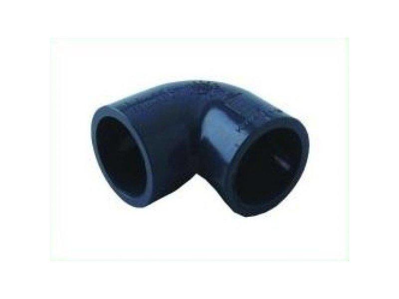 PVC Winkel, 90 Grad 32 / 32 mm