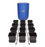 AutoPot 1Pot 12er System, inkl. 225 L Flexitank