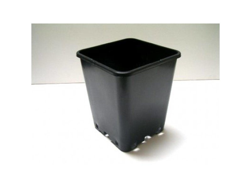 GIB Industries Topf, viereckig, 6 L, 18 x 18 x 23 cm