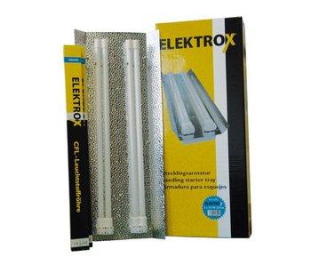 Elektrox Stecklingsarmatur, Wachstum
