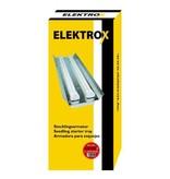 Elektrox Stecklingsarmatur für 2 x 55 W, inkl. 2 CFL Leuchtstoffröhren Blüte