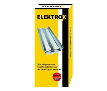 Elektrox Stecklingsarmatur, Blüte