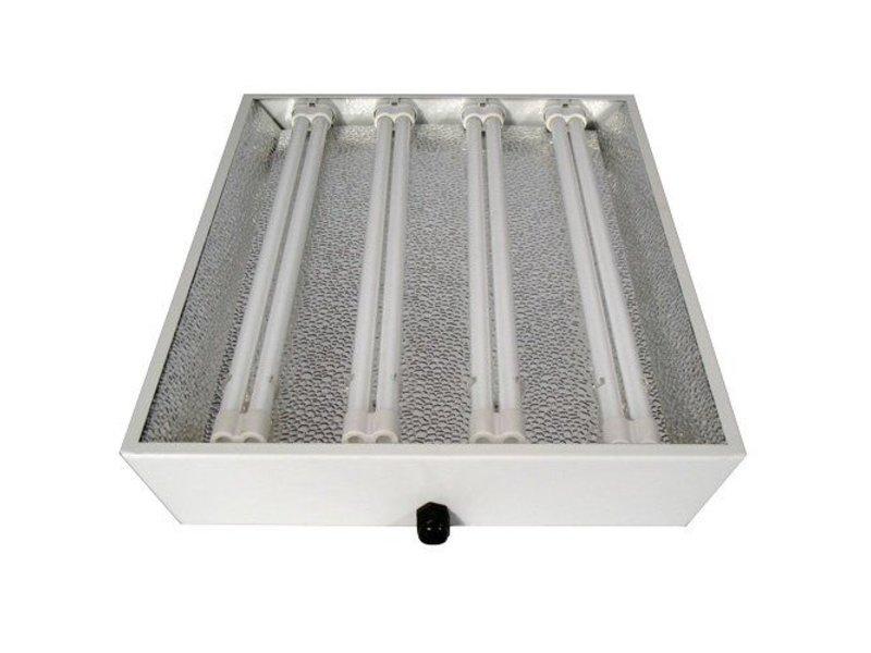 Elektrox 4er-Stecklingsarmatur, inkl. 4 CFL Blüte