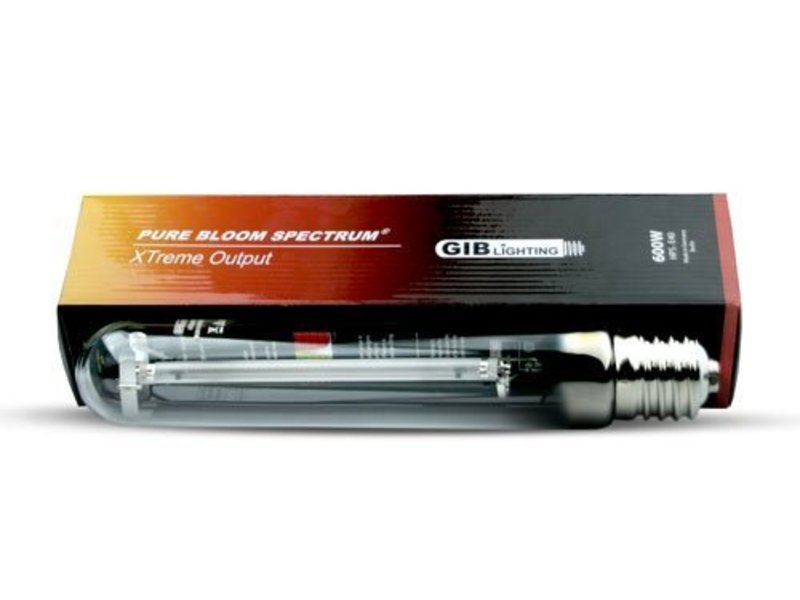 GIB Lighting Pure Bloom Spectrum XTreme Output, 600 W, HPS Blüte
