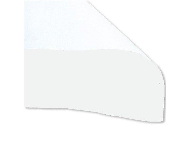 Groflective Folie, lichtdicht, weiß-schwarz-weiß, Zuschnitt 3 m x 3,5 m x 0,12 mm