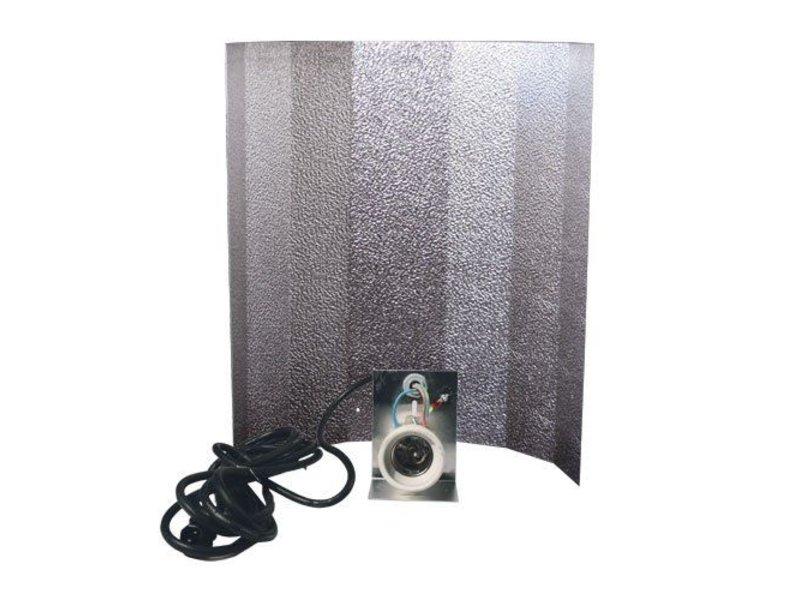 Kleiner Reflektor mit IEC-Connector
