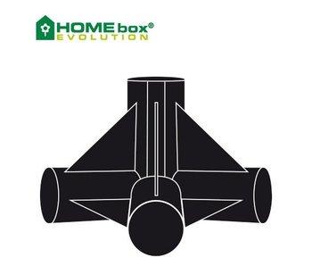 Homebox 4-Wege-Eckverbinder, Evolution