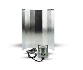 Mithralit-Reflektor für Energiesparlampen