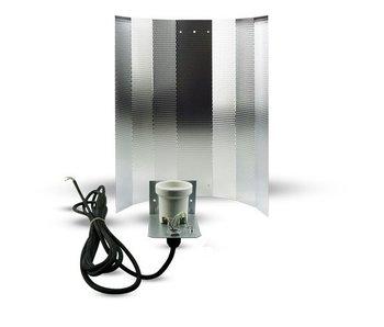 Mithralit-Reflektor mit 4 m Kabel