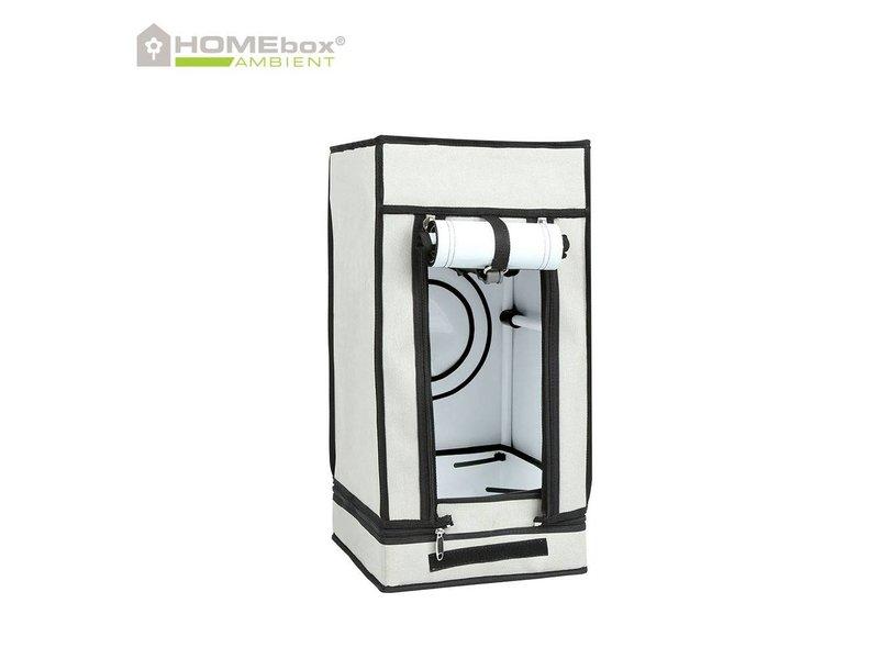 Homebox Ambient Q 30, aufgebaut 30 x 30 x 60 cm