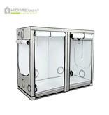 Homebox Ambient R 240, aufgebaut 240 x 120 x 200 cm