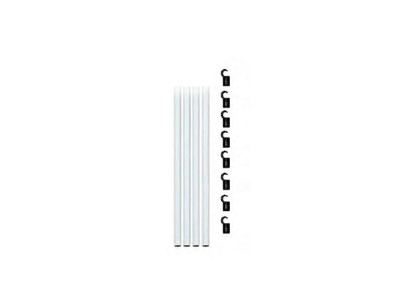 Homebox Fixture Poles, 100 cm, Stangen-Set für Homebox Evolution
