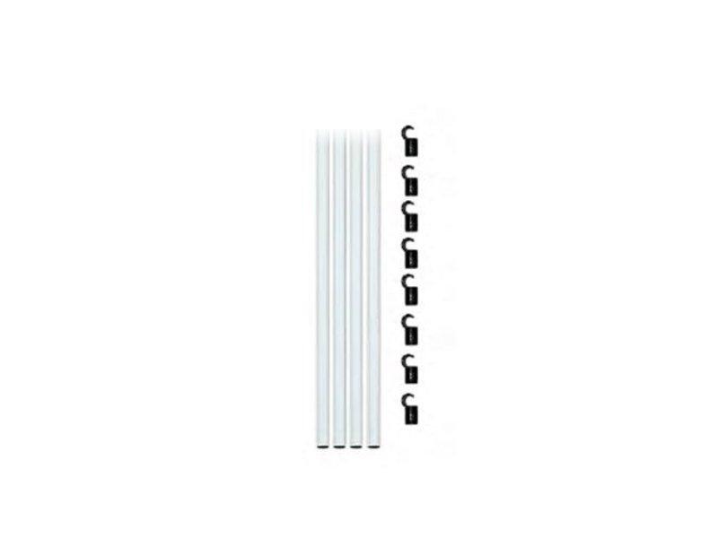 Homebox Fixture Poles, 120 cm, Stangen-Set für Homebox Evolution