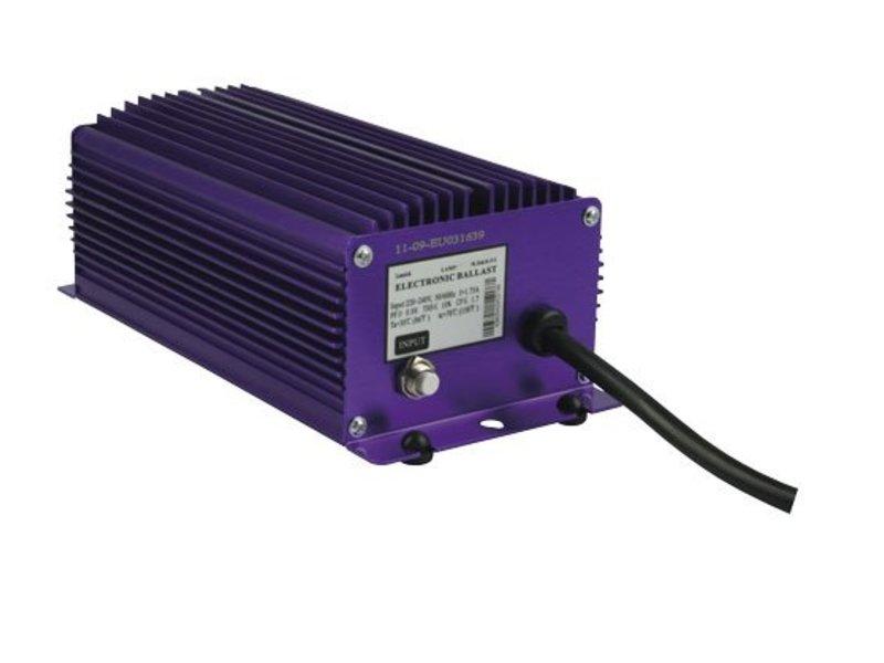 Lumatek 400 W, elektronisch, nicht regelbar, für HPS & MH Leuchtmittel