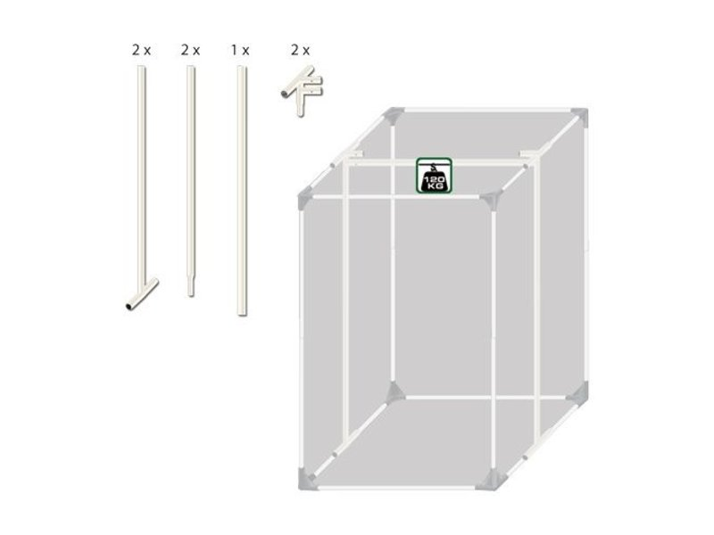 Homebox Hercules Rahmenunterstützung 120