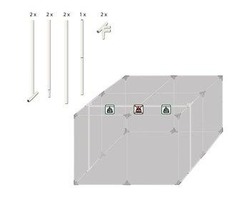 Homebox Hercules Rahmenunterstü. 240