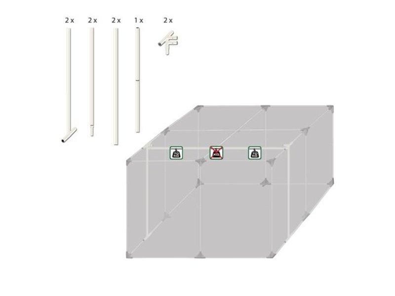 Homebox Hercules Rahmenunterstützung 290