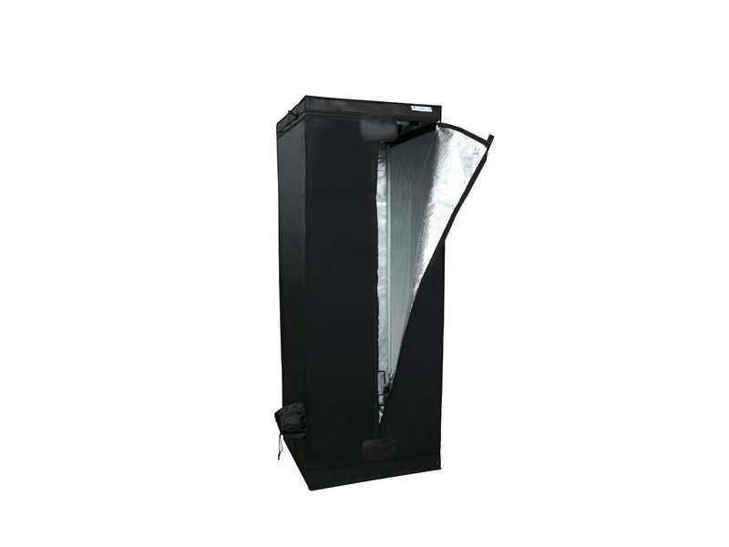 Homebox Homelab 60, aufgebaut 60 x 60 x 160 cm