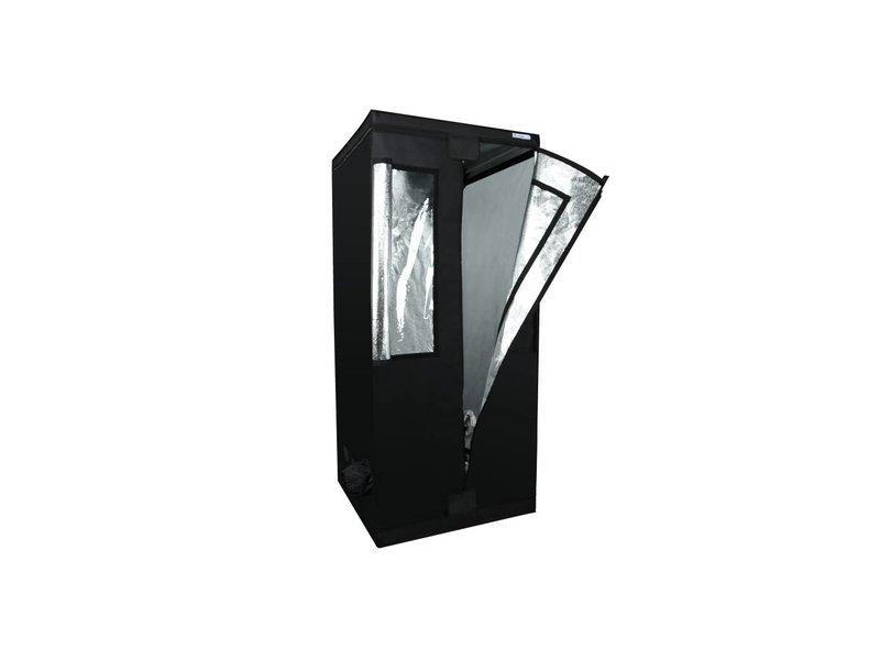 Homebox Homelab 80, aufgebaut 80 x 80 x 180 cm