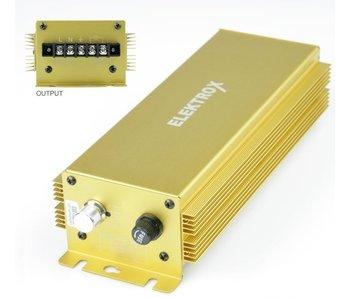 Elektrox 600 W, regelbar, Terminalblock