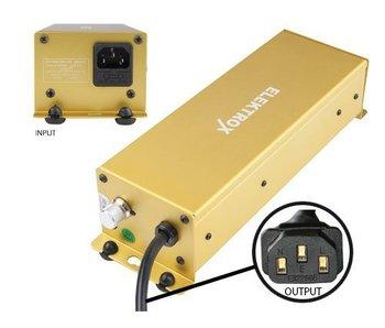 Elektrox 400 W, regelbar, IEC/ EU Stecker