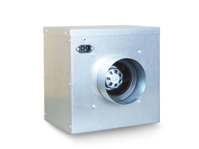 Carbon Active Power Box, 1500 m³/h, ø 250 mm, 750Pa