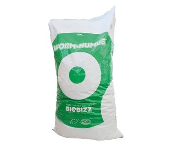 Biobizz Worm Humus, 40 L