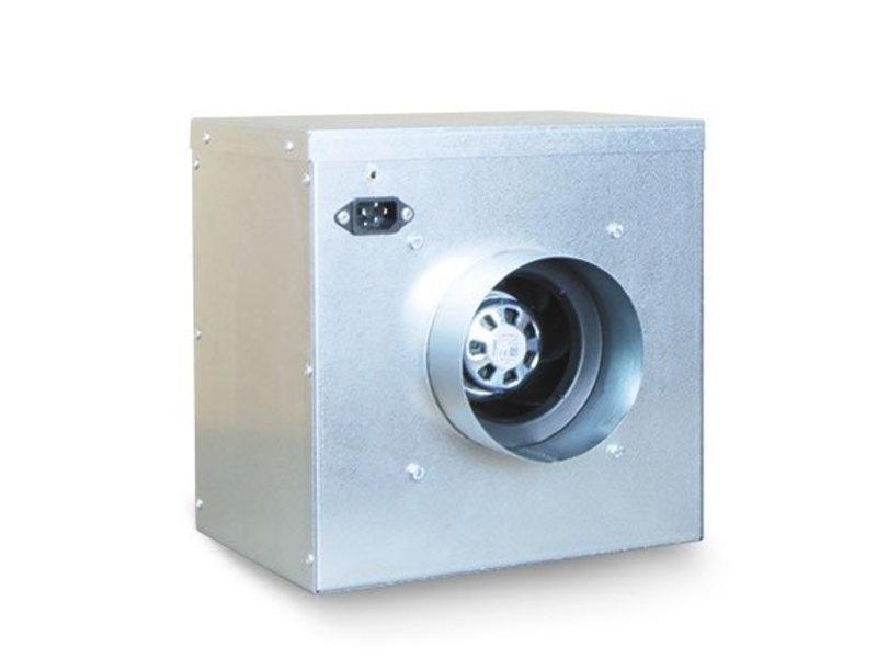 Carbon Active Power Box, 280 m³/h, ø 125 mm, 450Pa