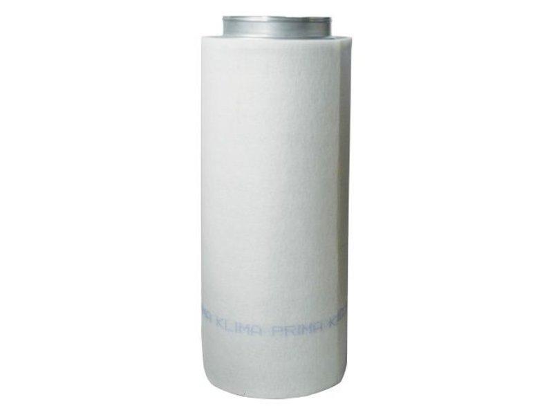 Aktivkohlefilter Economy Line für Lüfter 1100 m³/h inkl. Anschlußflansch ø 250 mm