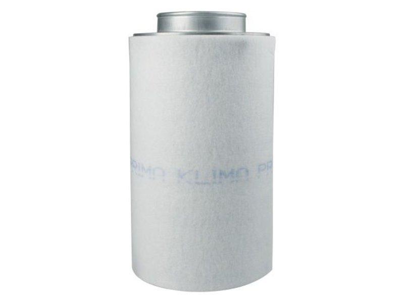 Aktivkohlefilter Economy Line für Lüfter, 450 m³/h inkl. Anschlußflansch ø 150 mm