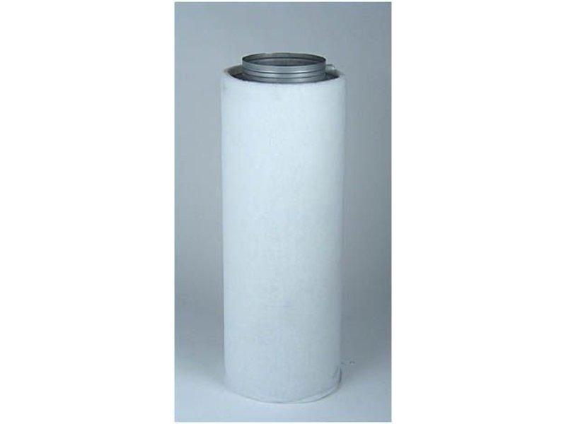 Aktivkohlefilter Professional Line für Lüfter bis 1150 m³/h inkl. Anschlußflansch ø 200 mm