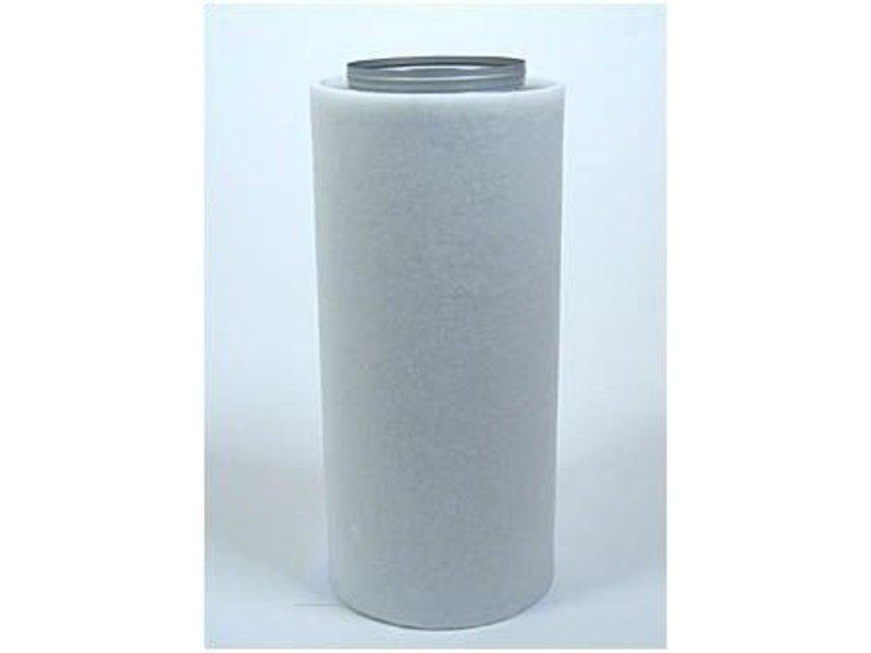Aktivkohlefilter Professional Line für Lüfter bis 1200 m³/h inkl. Anschlußflansch ø 250 mm