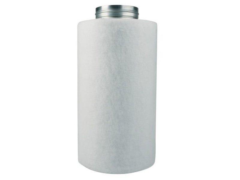 Aktivkohlefilter Professional Line für Lüfter bis 360 m³/h inkl. Anschlußflansch ø 125 mm