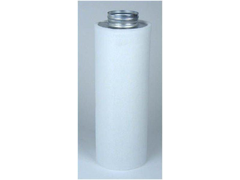 Aktivkohlefilter Professional Line für Lüfter bis 460 m³/h inkl. Anschlußflansch ø 125 mm