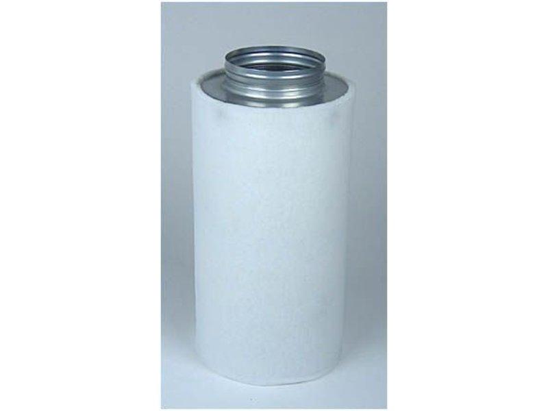 Aktivkohlefilter Professional Line für Lüfter bis 480 m³/h inkl. Anschlußflansch ø 160 mm