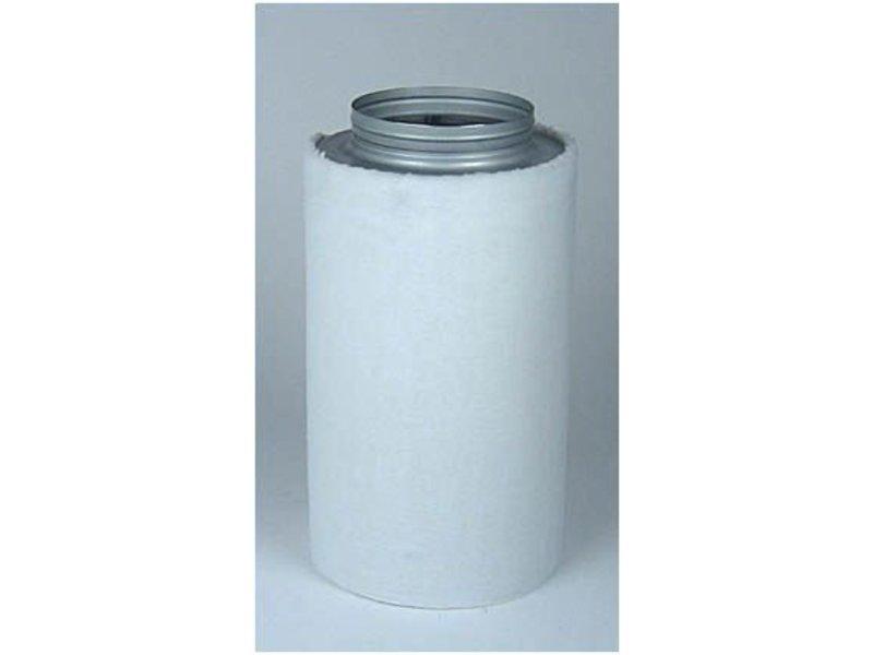 Aktivkohlefilter Professional Line für Lüfter bis 810 m³/h inkl. Anschlußflansch ø 200 mm