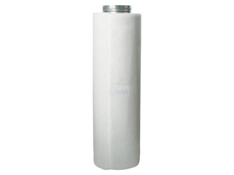 Aktivkohlefilter Professional Line für Lüfter bis 820 m³/h inkl. Anschlußflansch ø 150 mm