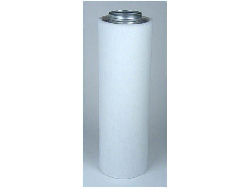 Aktivkohlefilter Professional Line für Lüfter bis 840 m³/h inkl. Anschlußflansch ø 160 mm