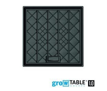 growTable 1.0, 100 x 100 cm