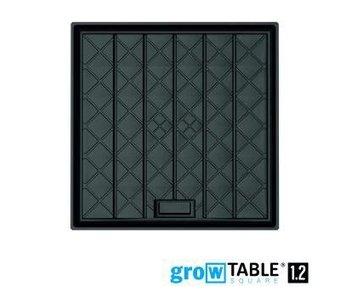 growTable 1.2, 120 x 120 cm