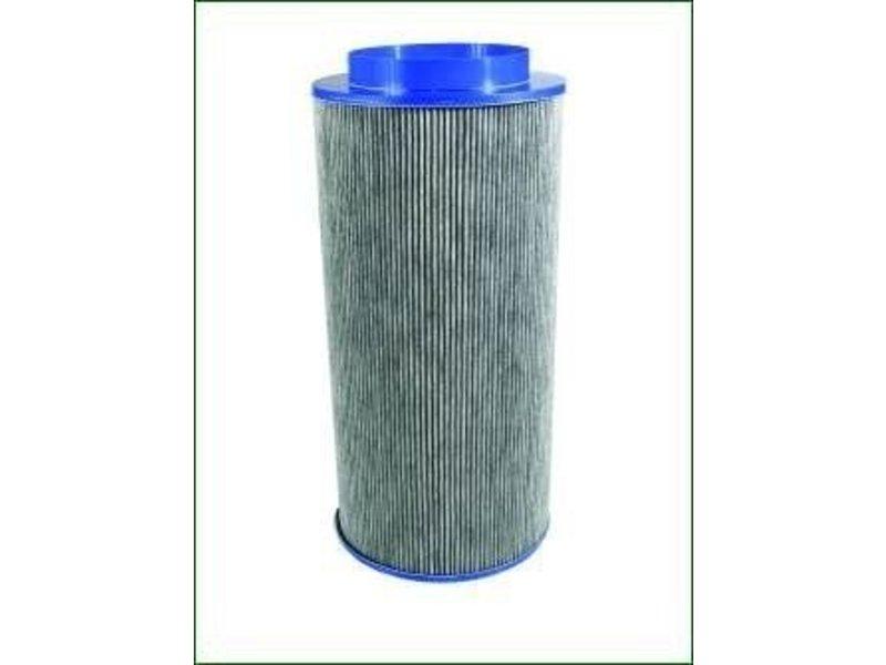 Carbon Active Aktivkohlefilter HomeLine 500 m³/h ø 275 mm, Anschluß ø 160 mm