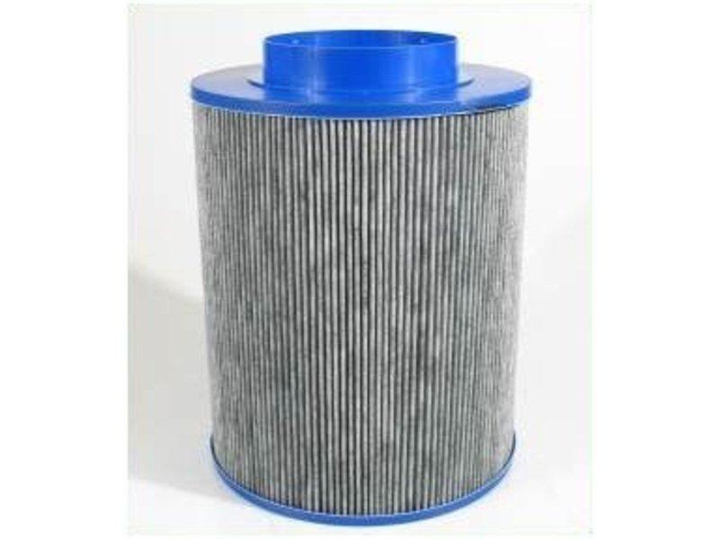Carbon Active Aktivkohlefilter HomeLine, 650 m³/h ø 275 mm, Anschluß ø 160 mm