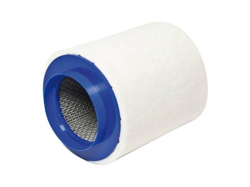 Carbon Active Aktivkohlefilter HomeLine, 650 m³/h, ø 275 mm, Anschluß ø 200 mm