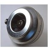 S&P In-Line Ventilator, 1100 m³/h für 250 mm Rohr, rostfreier Stahl