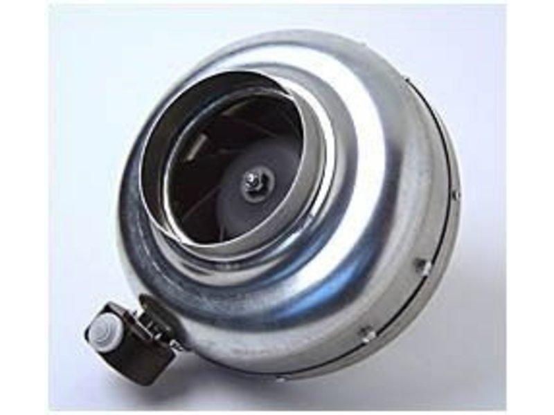 S&P In-Line Ventilator, 280 m³/h für 125 mm Rohr, rostfreier Stahl