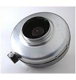 S&P In-Line Ventilator, 560 m³/h für 150 mm Rohr, rostfreier Stahl