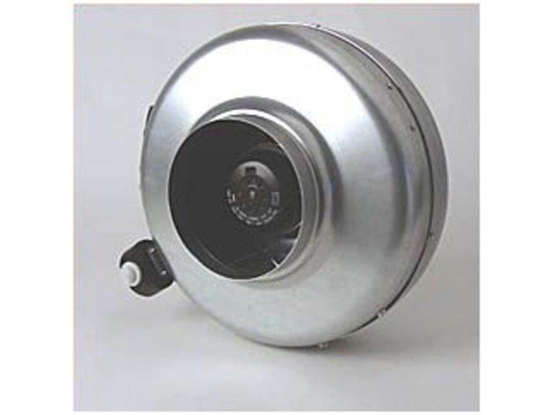 S&P In-Line Ventilator, 600 m³/h für 160 mm Rohr, rostfreier Stahl
